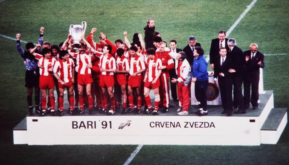 Zvezda Bari 1991.