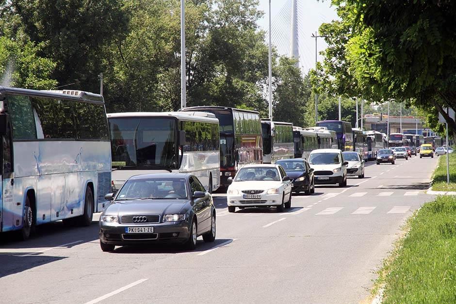 autobusi, aleksandar vučić, inaguracija, autobus