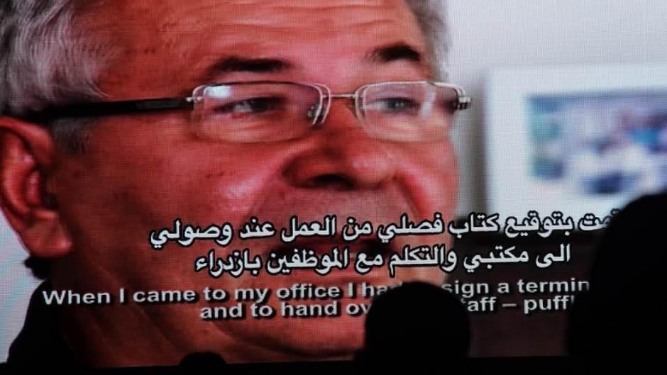 Film o Ivanu Hitiju na arapskom u Kataru...