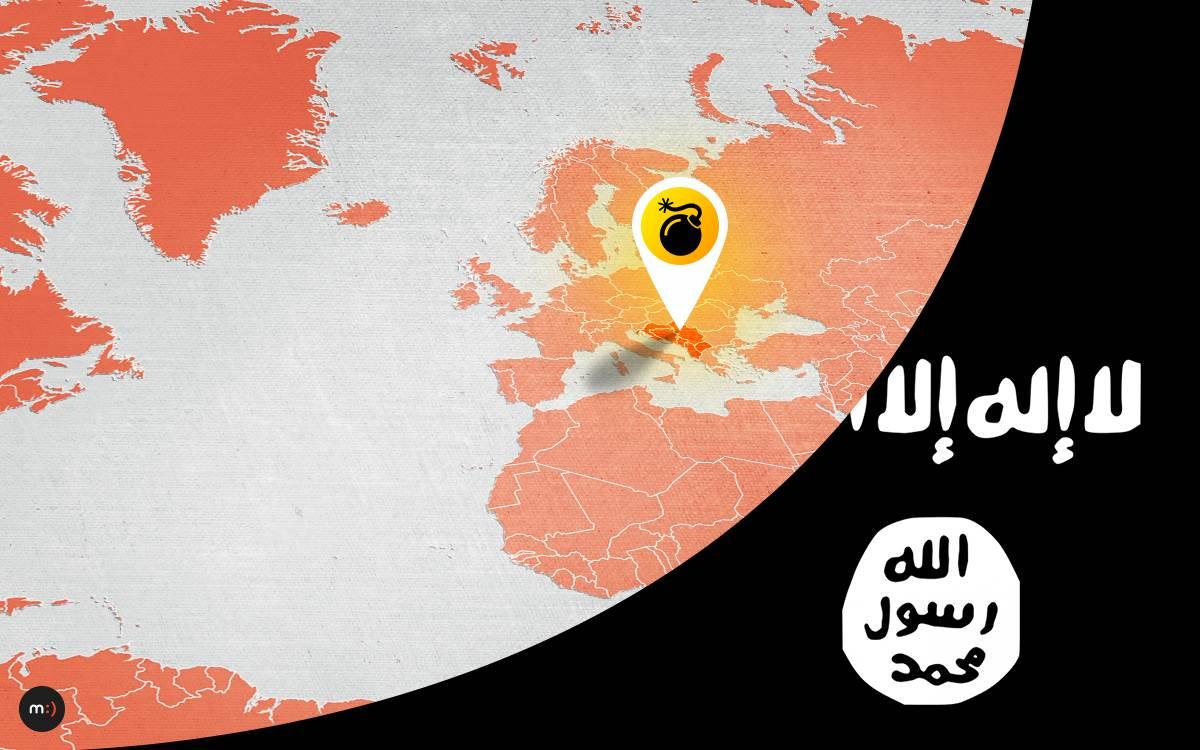 isis džihadisti pretnje balkan islamska država srbija