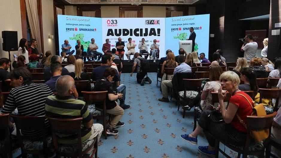 """""""Audicija"""" kreće iz Sarajeva 5. oktobra!"""
