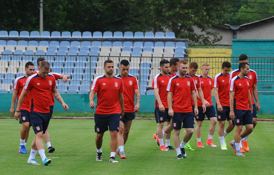 U21 reprezentacija Srbije Orlići