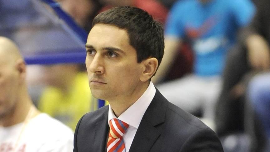 Dragan Gačević KK Crvena zvezda