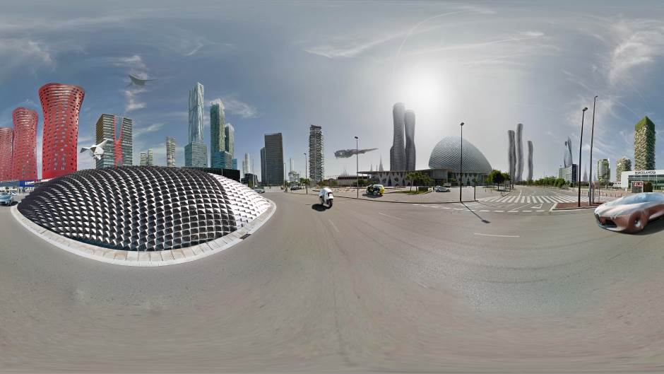 Zemlja 2050: Pogledajte već sad! (FOTO)