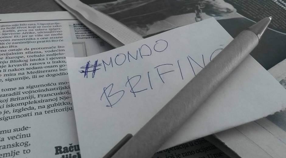 Mondo brifing
