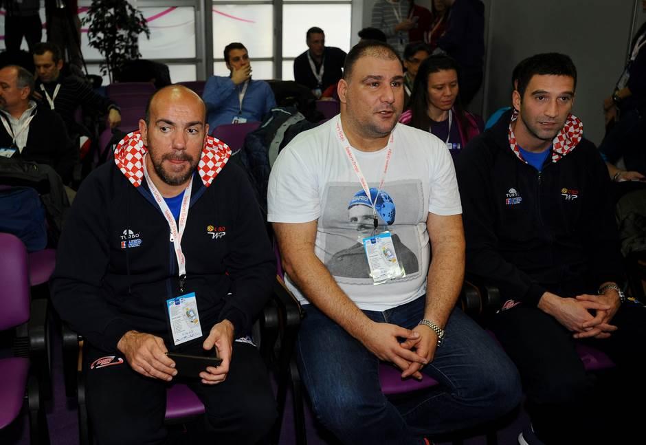 Ivica Tucak i Dejan Savić
