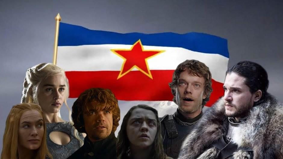 """Jugoslavija inspirisala """"Igru prestola""""?"""