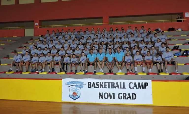 Košarkaški kamp Novi Grad