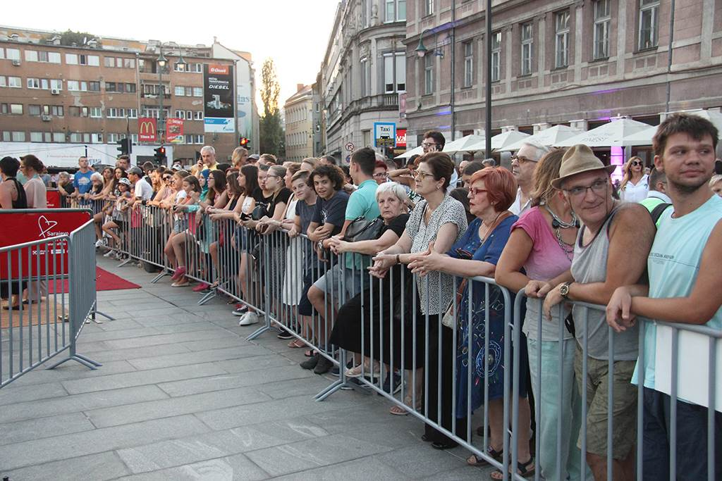 Otvoren Sarajevo film festival (FOTO)