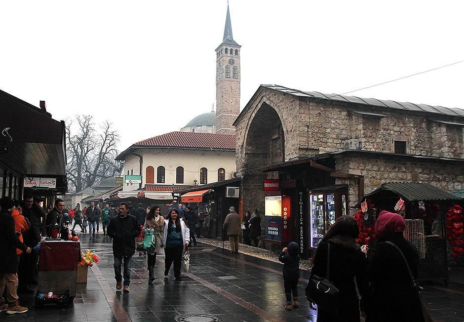 sarajevo, Bosna, BIH, baščaršija