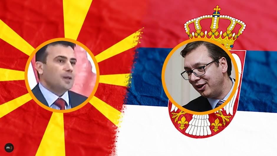 vučić, zaev, makedonija, srbija