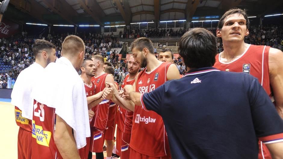 Treći grad i šesta pobeda Srbije - sjajni Bobi!