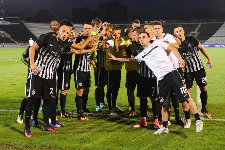 Zna Partizan, zna i rival: Za sve postoji prvi put