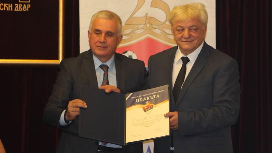 PONOS: Srebrni jubilej Fudbalskog saveza RS (FOTO)