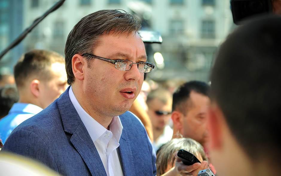 aleksandar vučić, aleksandar vucic, premijer srbije