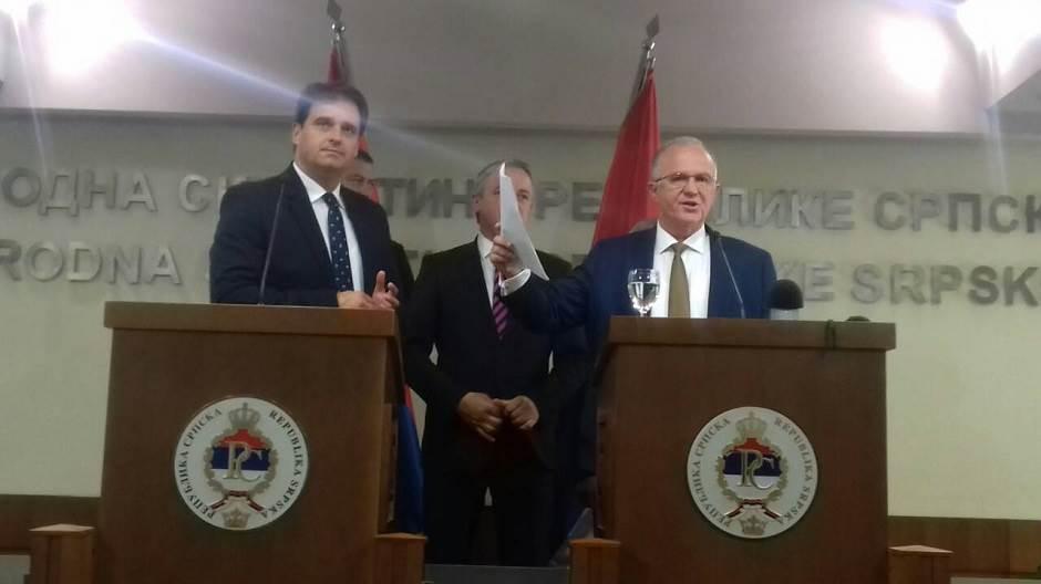Dragan Čavić opozicija