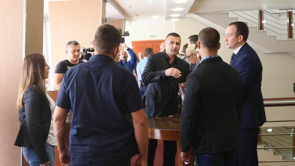 Sjednica NSRS nastavljena bez opozicije FOTO