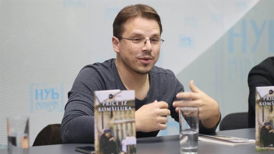 Boris Maksimović, priče iz komšiluka