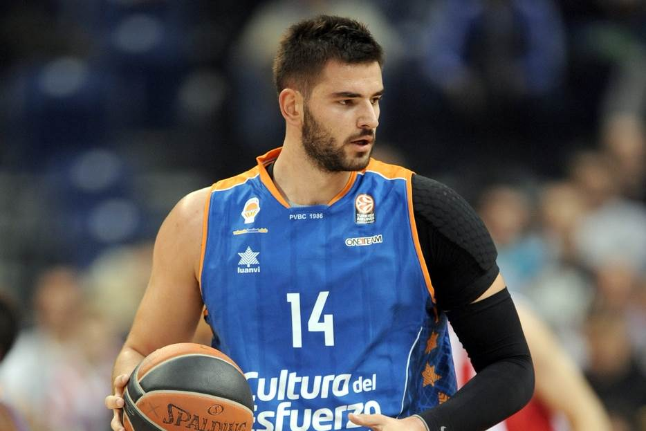 Bojan Dubljević Valensija