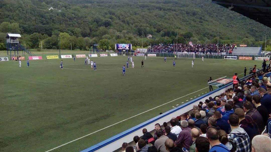 Borac, Krupa