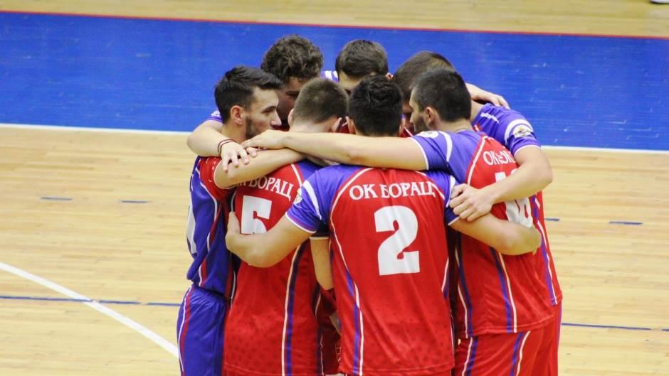OK Borac OK Modriča, polufinale Kupa RS