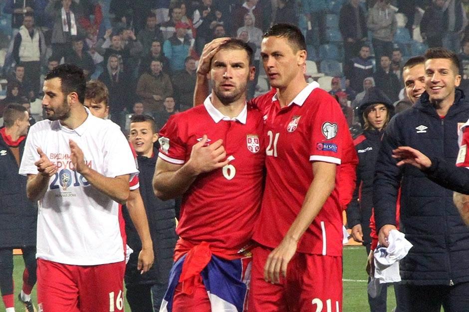 Srbija - Brazil na Svetskom prvenstvu u Rusiji!