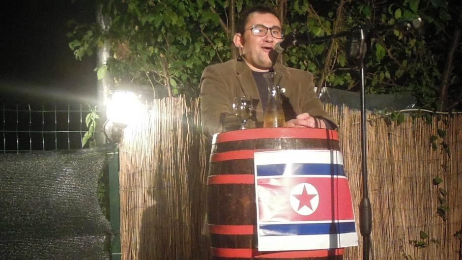 Gromoglasna podrška Sjevernoj Koreji u Banjaluci