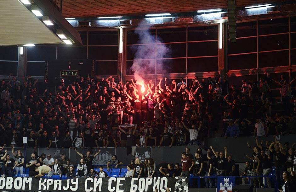 Kakav tekst o ŽKK Partizan!
