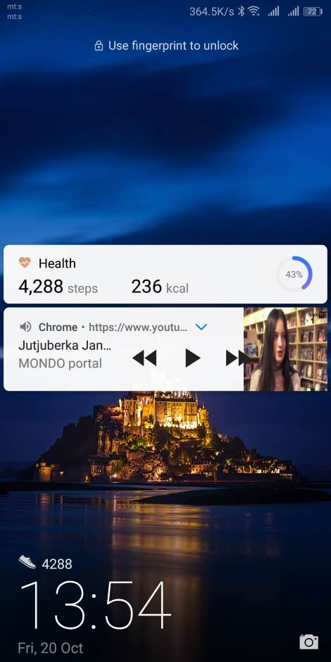 Kako slušati YouTube i kad se zaključa mobilni