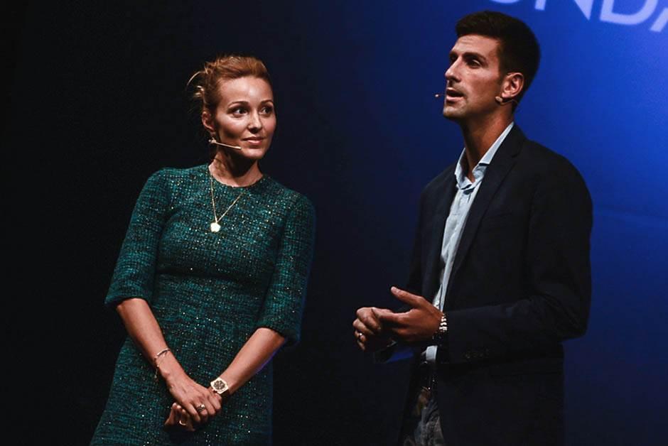 Nole i Jelena u Hrvatskoj zapevali Dragojevića!