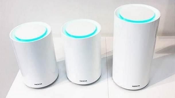 Nokia, WiFi, Wi-Fi
