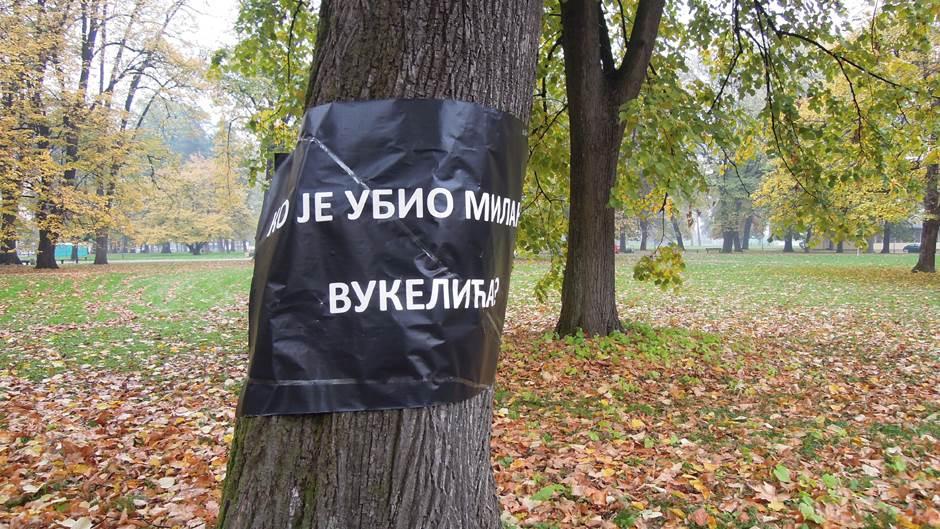 Decenija od Vukelićevog ubistva i isto pitanje