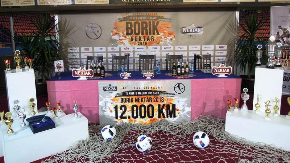 """FOTO: Sportski ponos """"Borika"""" i Banjaluke, 42. put"""