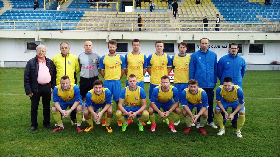 FK Alfa Modriča sezona 2017 2018