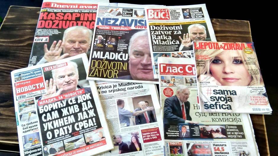 MONDO brifing: Zlikovac i ratni heroj Mladić