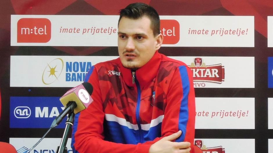 Arman Beširević napušta Borac m:tel