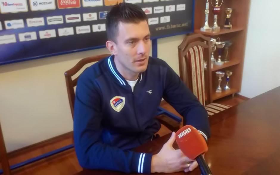Petar Kunić, Igor Janković, FK Borac