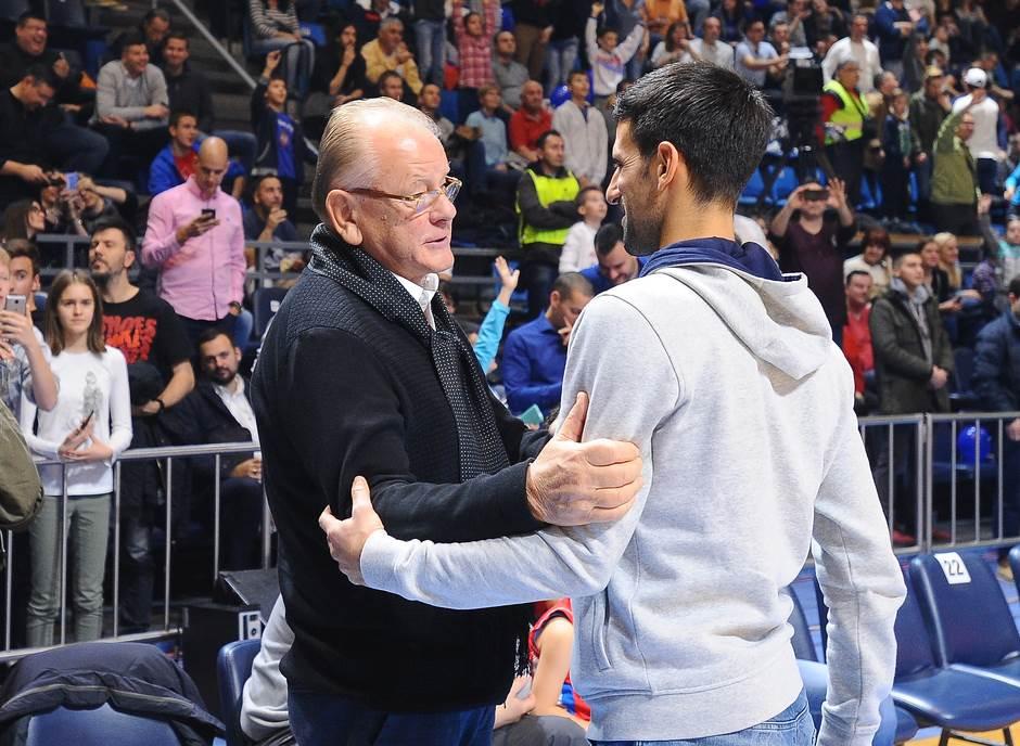 """FOTO: I Novak bodri """"orlove"""" u Pioniru"""