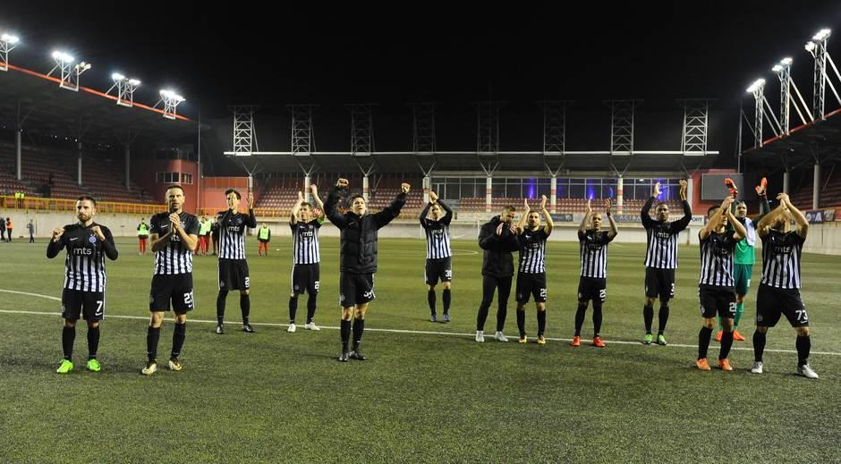 FK Partizan Zoran Tošić