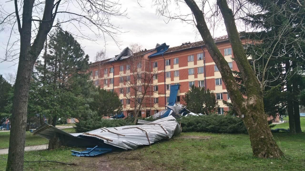 vjetar, oluja u Banjaluci