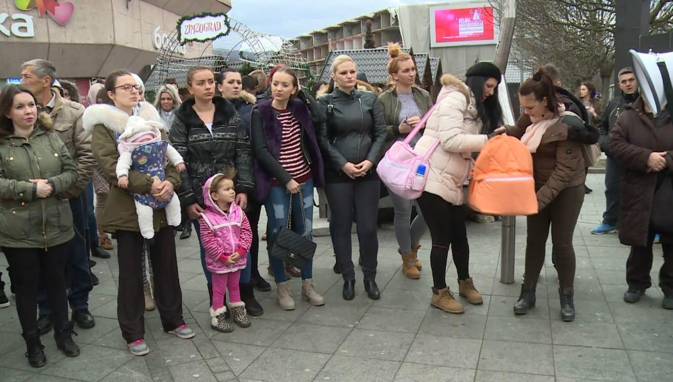 protest, majke, draško stanivuković