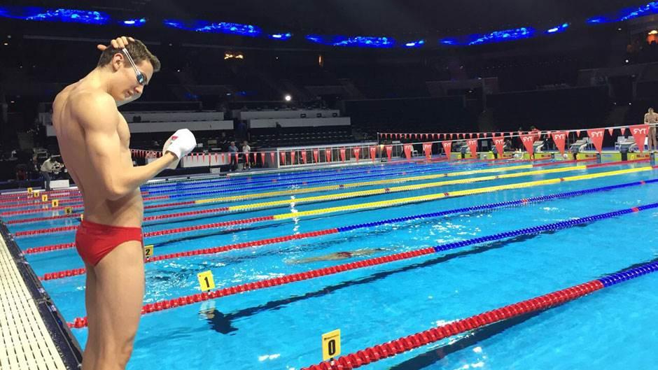 Bjelajac za MONDO: Spremao sam se za 50m i 100m