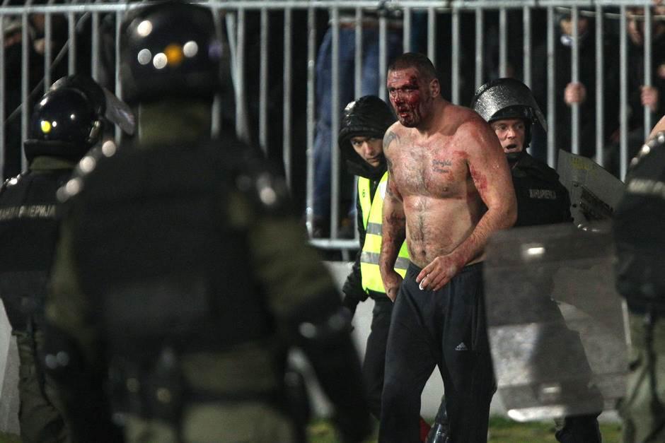 Grobari: Jug napali izdajnici i strani plaćenici