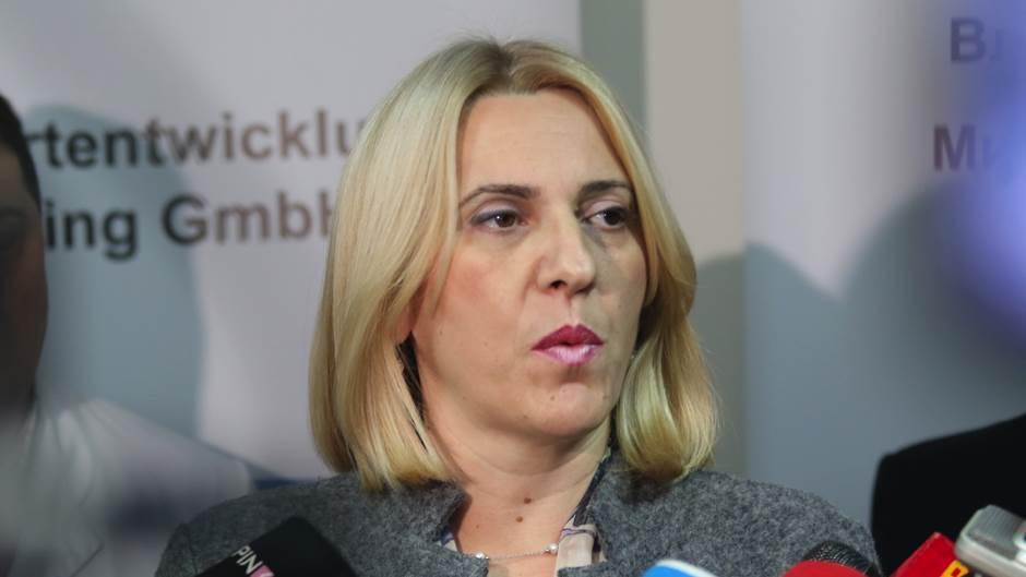 UKC, bolnica, klinika za plućne bolesti, Željka Cvijanović