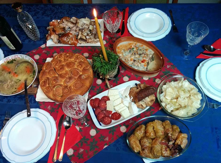 Kako da iskoristite hranu preostalu od praznika
