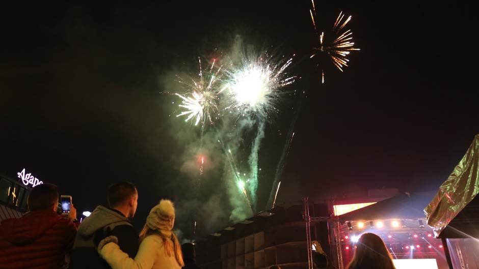 Finale proslave Dana RS - koncert na Trgu Krajine
