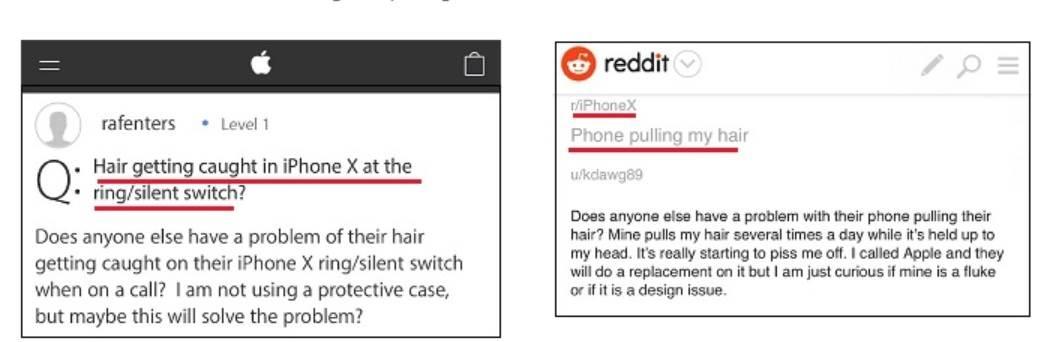 iPhone korisnicima čupa dlake