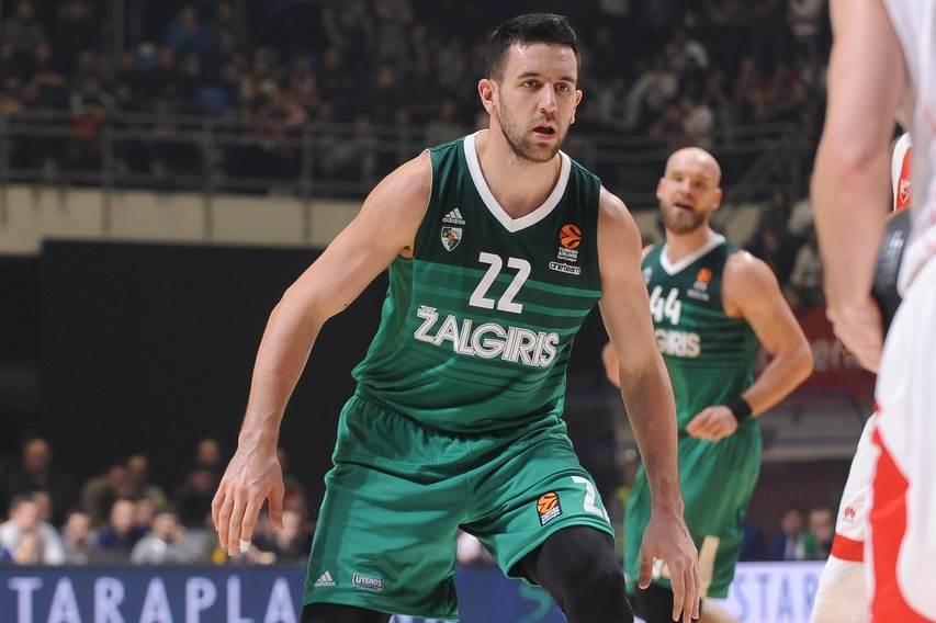 Vasilije Micić Žalgiris