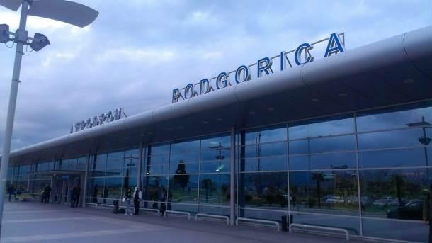 aerodrom Podgorica
