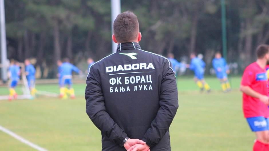 Igor Janković otišao iz Borca: Nisam mogao više!